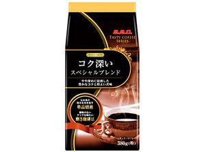 三本) 味わいコーヒーこく深いスペシャルブレンド 380g【旧商品 650121 からの切り替え】