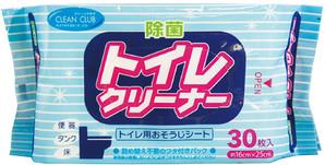 トイレクリーナー 30枚入【12月より価格変更】