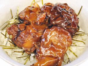 味の素)炭火若鶏きじ焼丼の具 140g