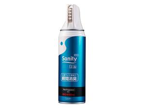 サニティースプレーワイド噴射BIG 無香料 450ml【12月より価格変更】
