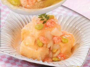 【販売終了】味の素) 海老と筍の具材たっぷり贅沢ソース 200g