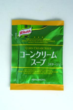味の素)クノール「ランチ用スープ」コーンクリーム 30袋【12月より価格変更】