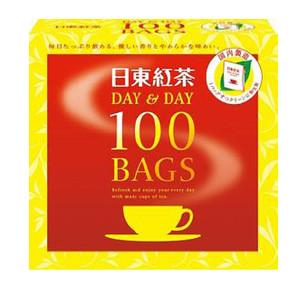 日東紅茶)DAY&DAY紅茶 1.8g×100P入