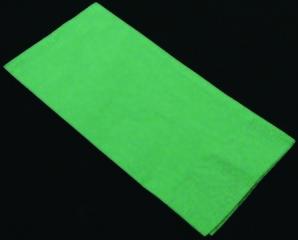カラー2プライ8折ナプキン イタリアングリーン50枚