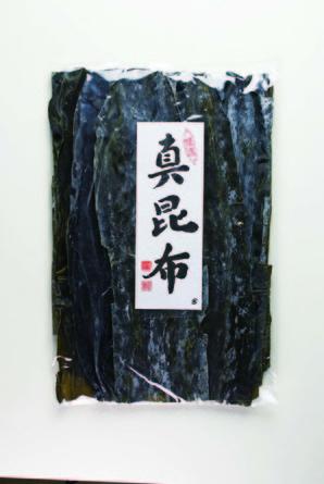 西部海苔店)真昆布(韓国産)500g