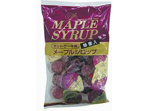 ヤマト蜂蜜)メープルシロップ(ポーション入) 20g×20個入