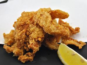ニチレイ)鶏皮せんべい 500g