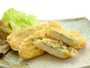 味の素)若鶏のしそ天ぷら1kg(25個)