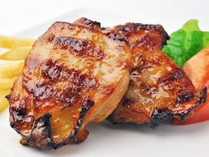 味の素)やわらか若鶏もも炭火焼 540g(10個入)