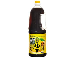 ミツカン)かおりの蔵ぽんず 丸搾りゆず 1.8L【旧商品 630065 からの切り替え】